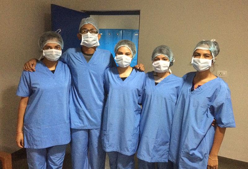 Medical Observership >> Youth Programs >> Muni Seva Ashram